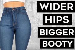 3 Easy Steps To Get Wider Hips And Butts Naturally