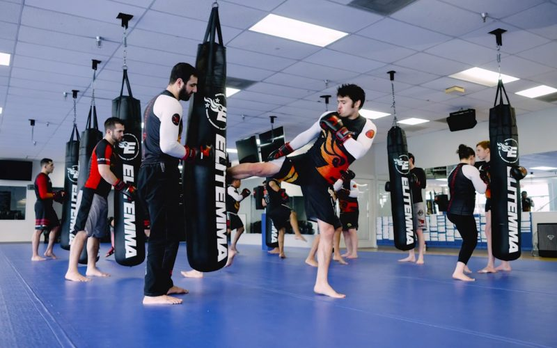 Benefits of Taking up MMA Kickboxing Lessons in Houston