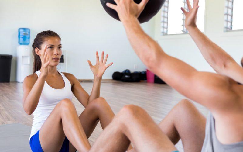 Importance of having a workout buddy