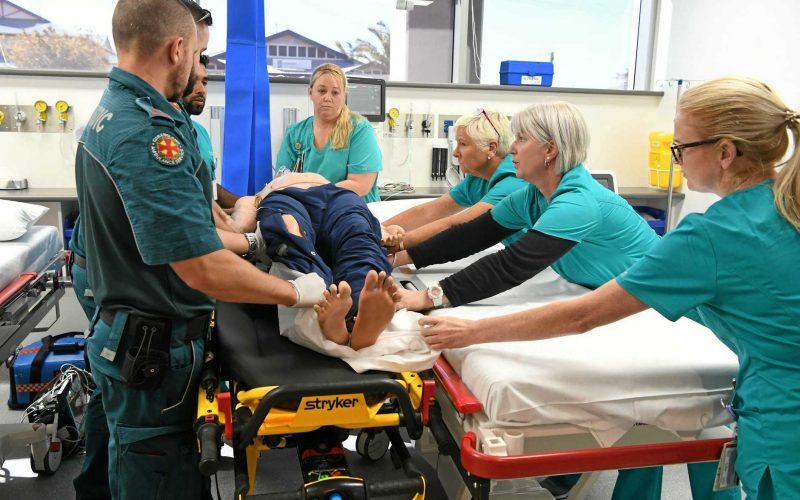 What Happens Inside A Hospital Emergency Department Bundaberg