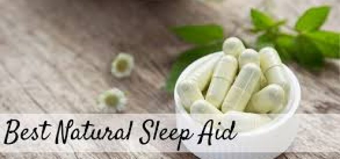 What to know about natural sleep aid